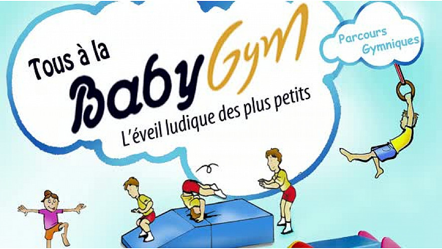Tous à la Baby Gym les 25.26 novembre à Toulouse